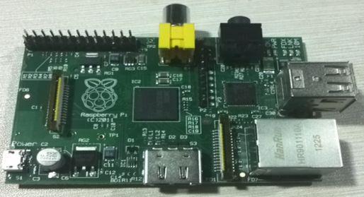 Raspberry Pi 裸板